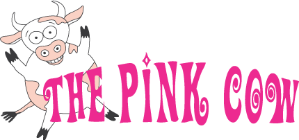 The Pink Cow Logo